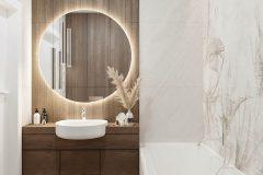 12-łazienka-z-wanną-oświetlenie-lustra-drewno-w-łazience