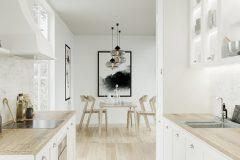 3_-jasne-wnętrze-skandynawskie-_-biblioteka-na-antersoli-_-otwarta-więźba-dachowa-_-nieruchomosć-w-Łodzi-_-dom-w-lesie