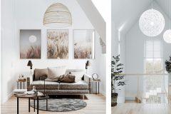 8-_-jasne-wnętrze-skandynawskie-_-biblioteka-na-antersoli-_-otwarta-więźba-dachowa-_-nieruchomosć-w-Łodzi-_-dom-w-lesie