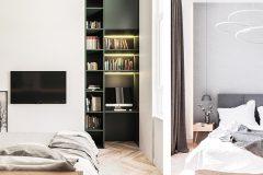 3_-minimalistyczny-styl-skandynawski-lofty-w-Łódź-połączenie-stylu-japandi-z-naturalnymi-materiałami