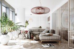 1_-elegancki-apartament-w-samym-centrum-Warszawystyl-wnętrza-art-deco-sztukaterie-i-złoto-luksusowe-dodatki