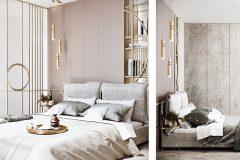 2_-elegancki-apartament-w-samym-centrum-Warszawystyl-wnętrza-art-deco-sztukaterie-i-złoto-luksusowe-dodatki