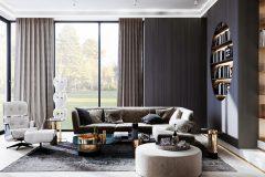 2-willa-styl-art-deco-luksusowe-wnętrza-w-Łodzi-ponadczasowy-design-luksusowe-meble