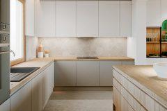 kuchnia-w-domu-w-zieleni-wnętrza-skadynawskie-z-wykorzystaniem-zieleni-odważny-styl-nowoczesny-otwarte-przestrzenie-Jedlicze-B
