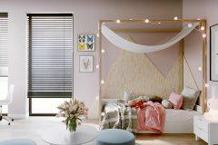 pokój-dla-dziwczynki-jasne-koloru-łóżko-z-baldachimem-dla-dziewczynki-min