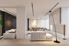 04-a-minimalistycz-sterfa-dzienna-w-stylu-japandi-wnętrze-w-duchu-Vastu-shastra-styl-japandi-proejkt-OSOM-group-Warszawa-Hamptons-ściana-solna-ogród-wertyklany-interior-design