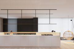 06-minimalistycza-kuchnia-w-stylu-japandi-wnętrze-w-duchu-Vastu-shastra-styl-japandi-proejkt-OSOM-group-Warszawa-Hamptons-naturalne-materiały-interior-design-OSOM-group