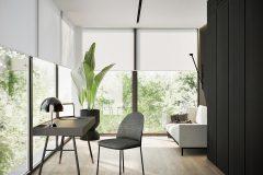 20-minimalistycz-gabinet-czerń-i-beż-w-gabinecie-wnętrze-w-duchu-Vastu-shastra-styl-japandi-proejkt-OSOM-group-Warszawa-Hamptons-naturalne-materiały-interior-design-OSOM-group