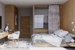 hotel-w-skandynawskim-stylu-blisko-natury-kraków-wnętrza-przytulne-z-naturalnych-materiałów-2
