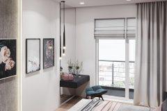 8-minimalistyczny-styl-wnetrza-z-duża-część-dzienną-_-dominuje-czarny-i-grafitowy-oraz-jasne-drewno-mieszkanie-w-Warszawie