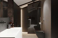 6-luksusowy-apartament-Łódż-styl-nowoczesny-dizajnerskie-wnętrza-luksusowe-łązienką