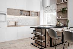 2-styl-skandynawski-kuchnia-wnętrza-naturalne-materiały-wykorzystanie-kolorów-ziemi-jasne-wnętrza-warszawa
