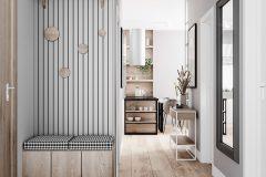 7-wejscie-do-mieszkania-styl-skandynawski-wnętrza-naturalne-materiały-wykorzystanie-kolorów-ziemi-jasne-wnętrza-warszawa