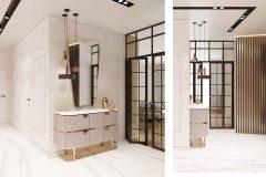 7_-złote-dodatki-we-wnętrzu-styl-art-deco-i-mnimalistyczny-ciekawe-połączenie-kolorów-mieszkanie-w-Warszawie