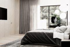 11_-dom-w-stylu-minimalistycznym-dom-w-Łódzi-dzielnica-Popioły-dzieła-sztuki-i-luksusowe-dodatki-do-wnętrz-dom-otwierający-się-na-las
