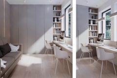 12_-dom-w-stylu-minimalistycznym-dom-w-Łódzi-dzielnica-Popioły-dzieła-sztuki-i-luksusowe-dodatki-do-wnętrz-dom-otwierający-się-na-las