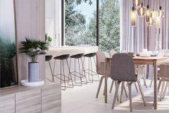 3_-dom-w-stylu-minimalistycznym-dom-w-Łódzi-dzielnica-Popioły-dzieła-sztuki-i-luksusowe-dodatki-do-wnętrz-dom-otwierający-się-na-las