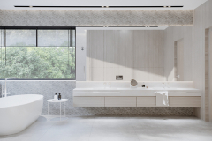 8_-dom-w-stylu-minimalistycznym-dom-w-Łódzi-dzielnica-Popioły-dzieła-sztuki-i-luksusowe-dodatki-do-wnętrz-dom-otwierający-się-na-las
